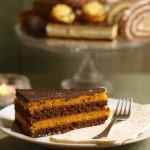 Narancsos csokis piskóta