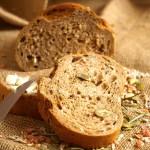 Sötét tökmagvas kenyér