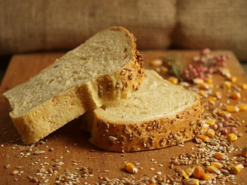 Kukoricás kenyér (Heim Pékség)
